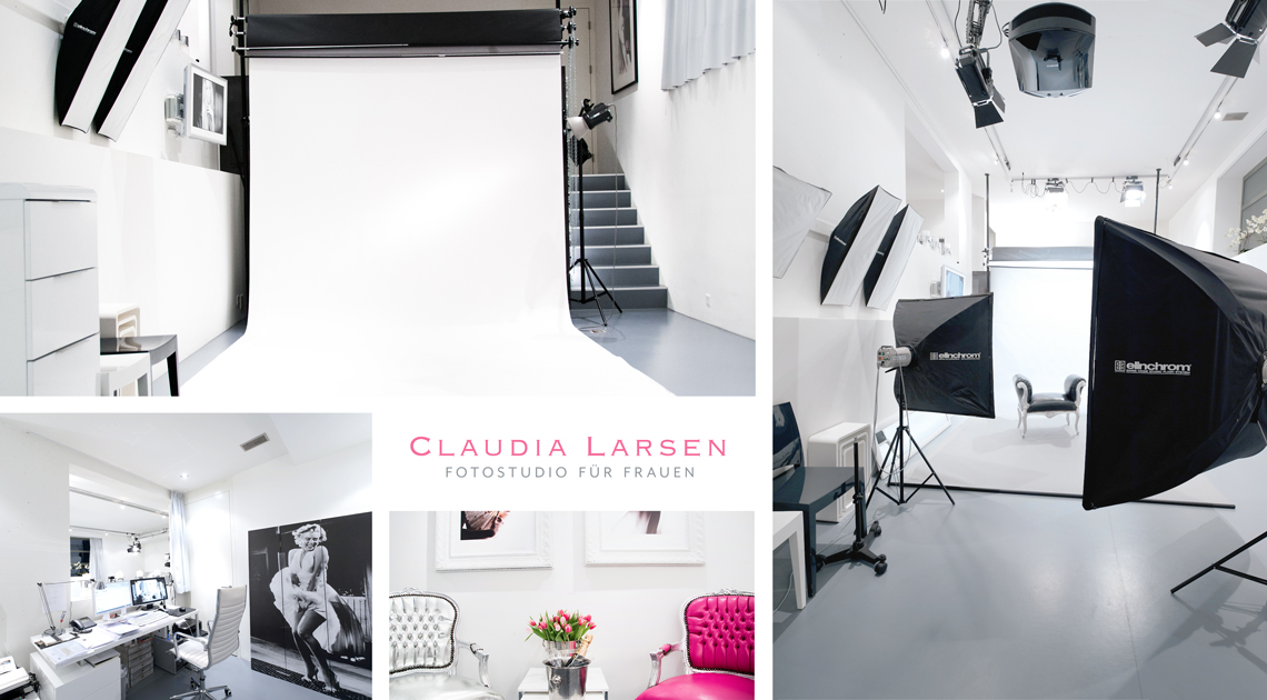 Fotografin Claudia Larsen - Outdoor - Inhouse - Business